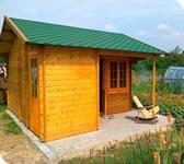 La maison scandinave kota grill finlandais importateur direct de kota grill sauna bois spas - Cabane jardin valais besancon ...