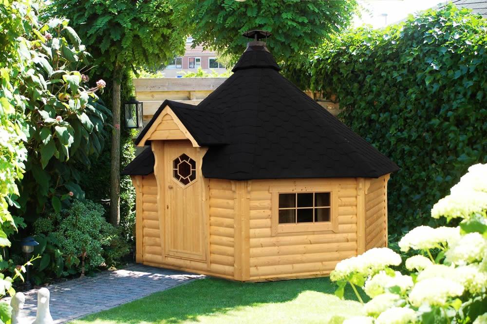 Kota sauna sauna pod la maison scandinave vous conseille sur le choix de vo - Sauna exterieur finlandais bois ...